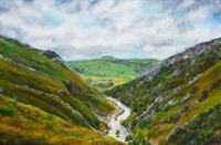 Picture of Valley of Dovedale