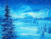 Picture of Blue Winter