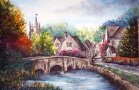 Picture of Castle Combe